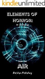 Elements of Horror 2巻 表紙画像
