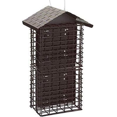 Stokes Select Multi Style Cage Bird Feeder