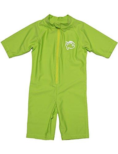 iQ-Company Lycra iQ UV 300, Vêtement Anti-UV Short Fille, vert - 116/122