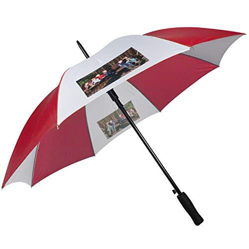 Paraplu bedrukken - Rood
