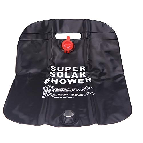 Check Out This Docooler 10L Camping Hiking Solar Heated Camp Shower Bag Outdoor Shower Water Bag