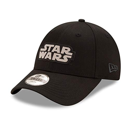 New Era Star Wars Kids Character 9Forty Velcroback Cap Black Youth Jugendliche