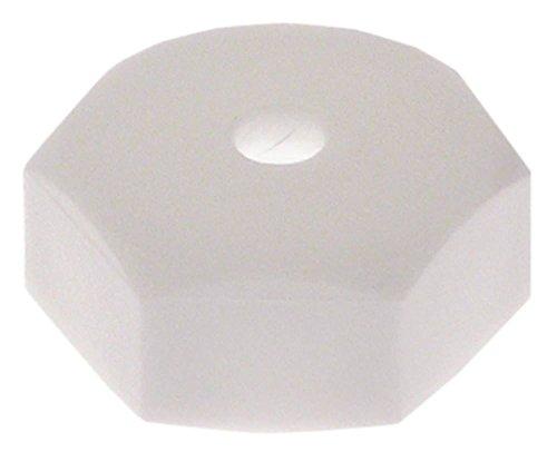 Jemi Boquilla de lavado para lavavajillas GS-19, GS-18, GS-6AF, GS-6, GS-7, GS-20 EP arriba/abajo 12 mm de altura SW 25