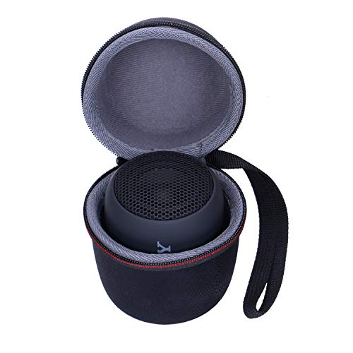 XANAD Hard Case for Sony SRS-XB12 Mini Bluetooth Speaker- Travel Carrying Storage Protective Bag