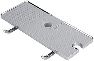 Étagère de rangement pour tige de douche étagère de rangement pour organisateur de plateau de salle de bain étagère de ran...