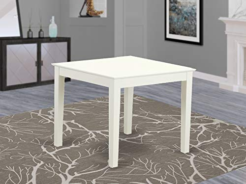 East West Furniture OXT-LWH-T...