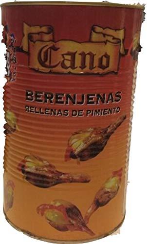 Berenjenas Rellenas de Pimiento 4.6 Kg