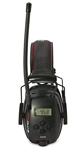 Honeywell 1030330 Howard Leight Sync Radio Digital Earmuff - 3