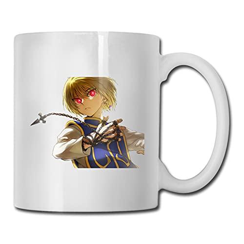 Hunter x Hunter Kurapika Anime 3D - Taza de café (cerámica, 330 ml)