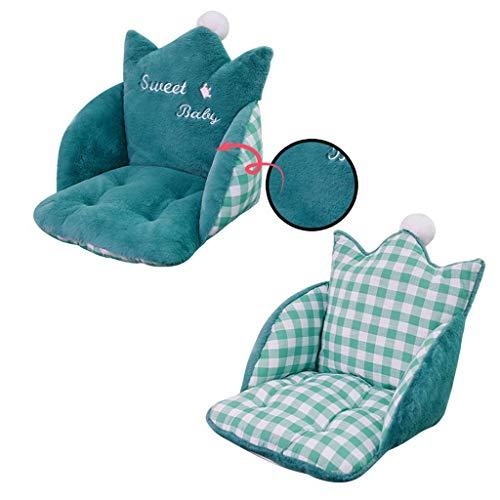 zyl Zitkussen, zitkussen, zitkussen, zitkussen, binnen en buiten, in verschillende kleuren, dikke kussen, zitkussen, ergonomisch, voor rolstoelen, kantoor, huis, auto, kussensloop van katoen