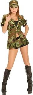 Combat Cutie Adult Costume Size 8-12 (M/L)