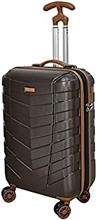 Magellan Luggage Trolly Hk091-20 Coffee Single Pc