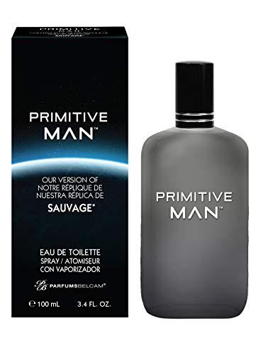 Primitive Man, our version of Christian Dior Sauvage, EDT Spray, 100 mL