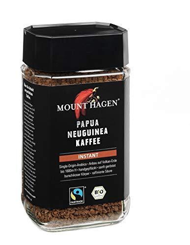 Mount Hagen Bio Mount Hagen Bio Fairtrade Instant Kaffee PNG (6 x 100 gr)