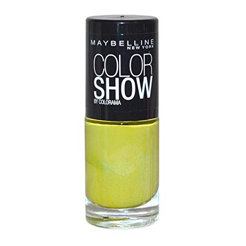 MAYBELLINE COLOR SHOW 754 POWGREEN NAGELLAK BLISTER