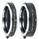 Kenko レンズアクセサリ デジタル接写リングセット ニコン Zマウント用 10mm/16mm 2本セット 電子接点付き 日本製 515501