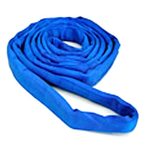 ブルースリングソフト N エンドレスタイプ 紫色 長さ3.5m 最大使用荷重1tf 吊り具 テザック アミ 代不
