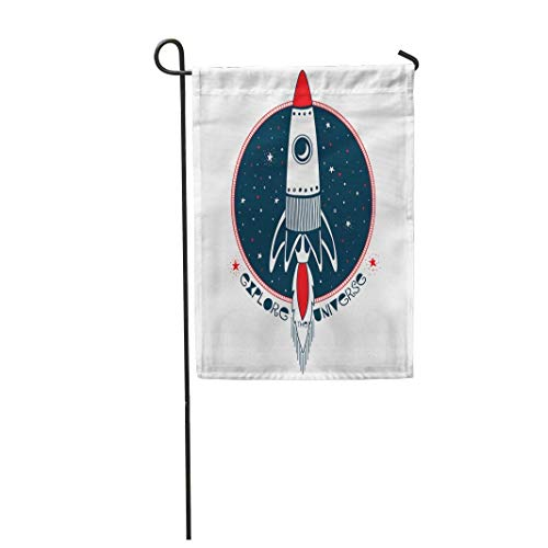 Bandera de jardín Alfa Griego Capital Letras de Dibujos Animados Alfabeto Negrita condensada Hogar Decoración al Aire Libre Banderas de Patio a Prueba de Agua de Doble Cara Banner para Fiesta