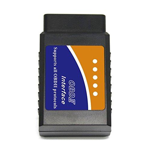 Scanner Bluetooth ELM327 OBDII OBD2 - Instrument de diagnostique automobile - Lecteur de code par Toyfun