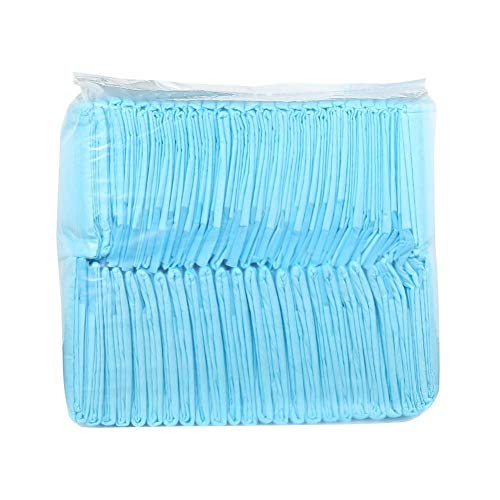 50pcs Dog Training Pee Pads Super Absorbent Pet Diaper Disposable Healthy Clean Nappy Mat for Pets Dairy Diaper Supplies