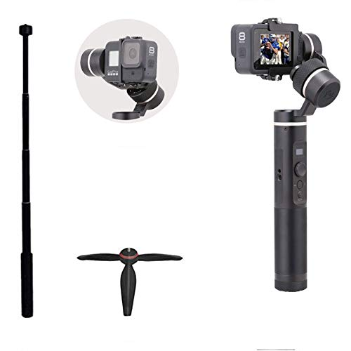 Feiyu G6 Upgraded 3-Axis Splash Proof Handheld Gimbal for Gopro Hero 8