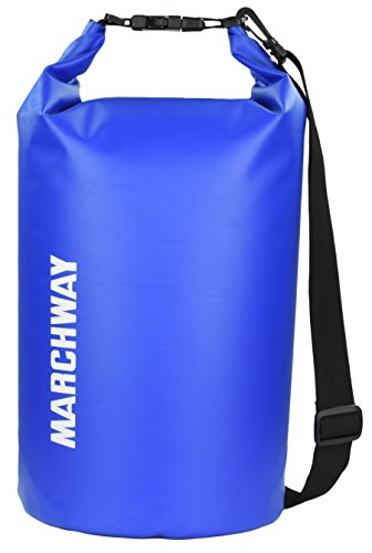 Our #6 Pick is the Marchway Waterproof Floating Dry Bag