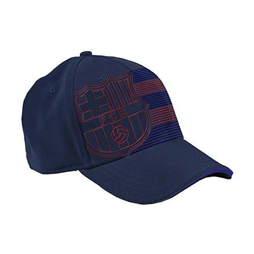 Cappello Ufficiale F.C Barcellona Ricamato Modello Transit Blaugrana Barcelona 100/% Poliestere Taglia Adulto