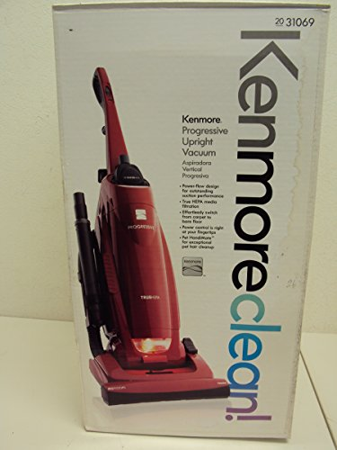 Kenmore 31069 Progressive Upright Vacuum - Red Pepper