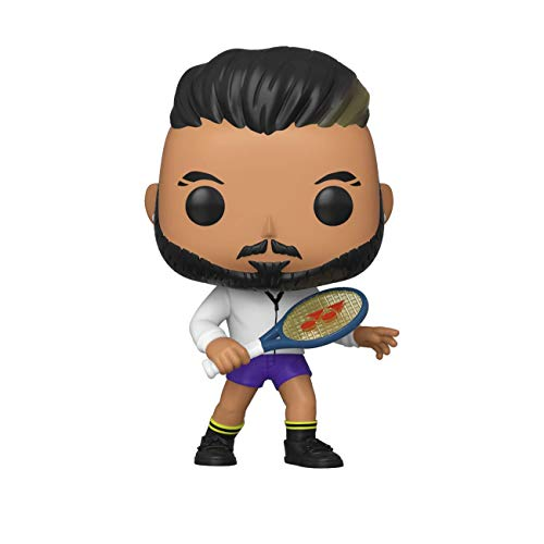 Funko- Pop Tennis Legends-Nick Kyrgios 2020 Figura da Collezione, Multicolore, 49895