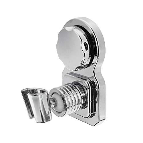 XJJZS Tenedor de la Cabeza de la Ducha Universal Cuarto de baño Montado en la Pared Cabeza de la Ducha Soporte de succión for Accesorios de Ducha de baño
