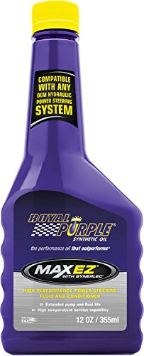 Royal Purple ROY01326 MAX EZ Power Steering Fluid,...