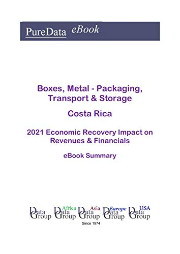 Boxes, Metal - Packaging, Transport & Storage Costa Rica Summary: 2021 Economic Recovery Impact on Revenues & Financials (English Edition)