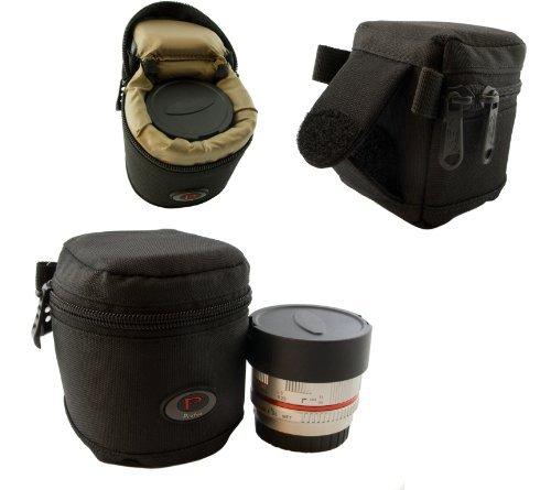 Kwaliteit mini koker voor systeemcamera lenzen, converter enz. - Model nr. 1-65 mm x 65 mm