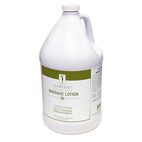 Master Massage Massage Lotion, 1 Gallon Bottle