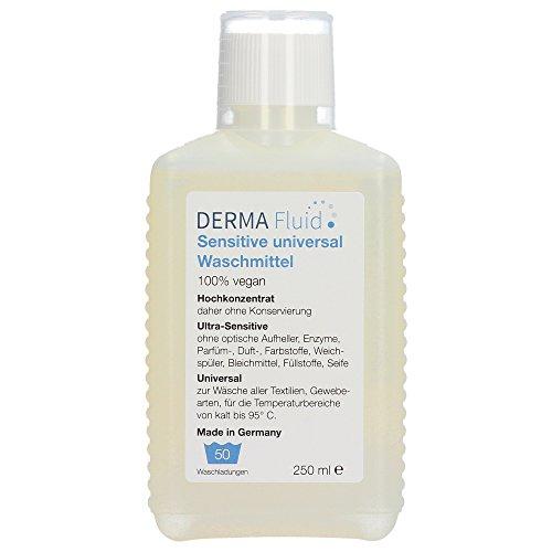 DERMA Fluid sensitive universal Waschmittel