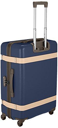 [プロテカ]スーツケース日本製ジーニオセンチュリーZ保証付72L64cm4.4kgコズミックネイビー