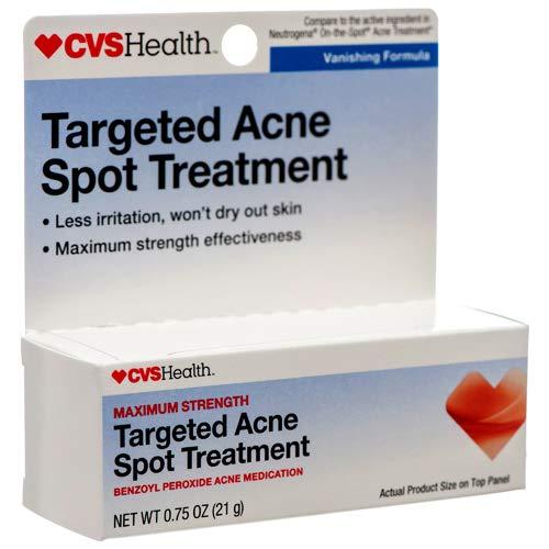 CVS Health Targeted Acne Spot Treatment 0.75 oz