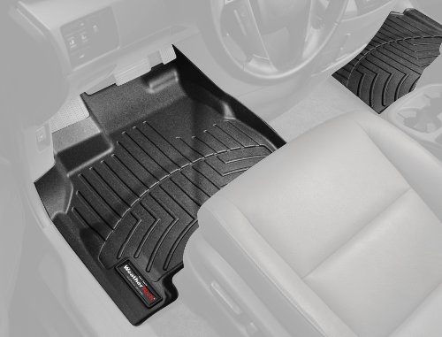 Weathertech FloorLiner Digital Fit for Select Toyota Camry Models
