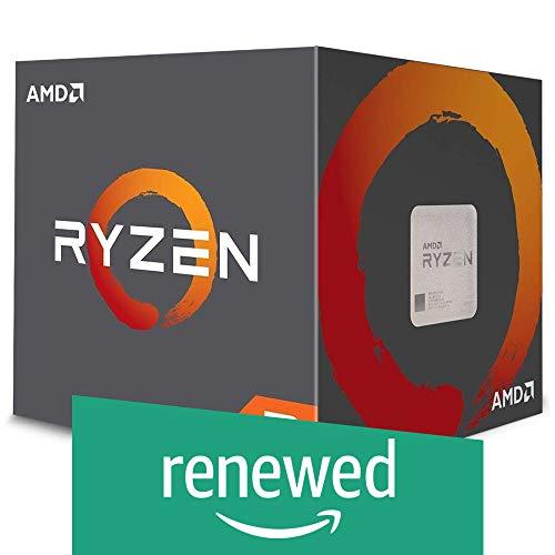 AMD Ryzen 3 1200 Processor with Wraith Stealth Cooler - YD1200BBAEBOX (Renewed)
