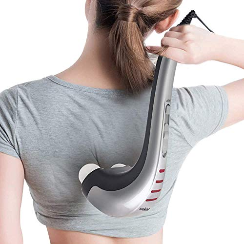 Dr Physio (USA) Electric Hammer Pro Body Massager (Gray)