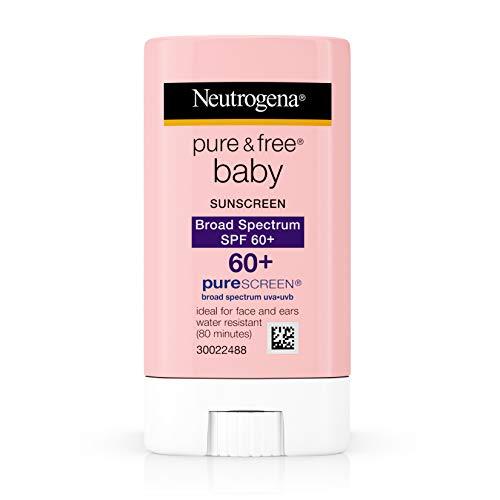 Protector solar mineral para bebé Neutrogena Pure & Free