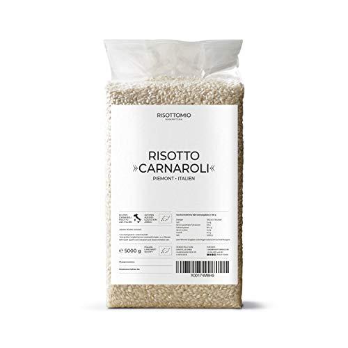 Risotto-Reis-Bio 5kg Carnaroli aus Italien