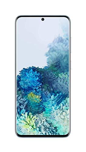 Samsung Galaxy S20 5G, 128GB, Cloud Blue - Fully Unlocked (Renewed)