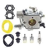 Cnfaner WT-739 Carburetor for Echo Chainsaw CS-330T CS-330MX4 A021001111