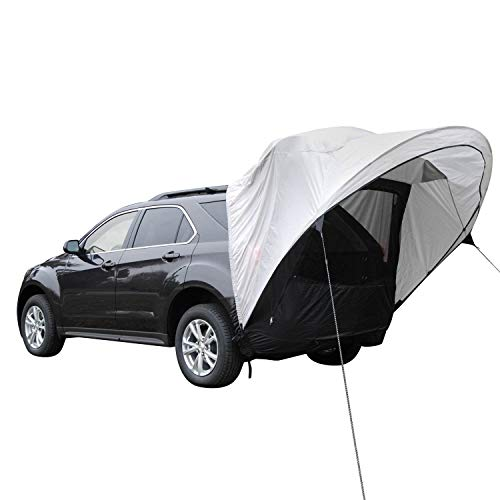 Napier Sportz Cove 61500 Mid to Full Size SUV Tailgate Shade Awning Tent, Gray