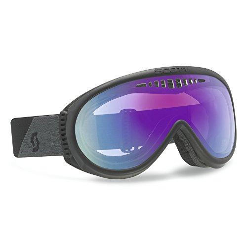 SCOTT Skibrille Unlimited OTG, Black Illuminat-50, One Size