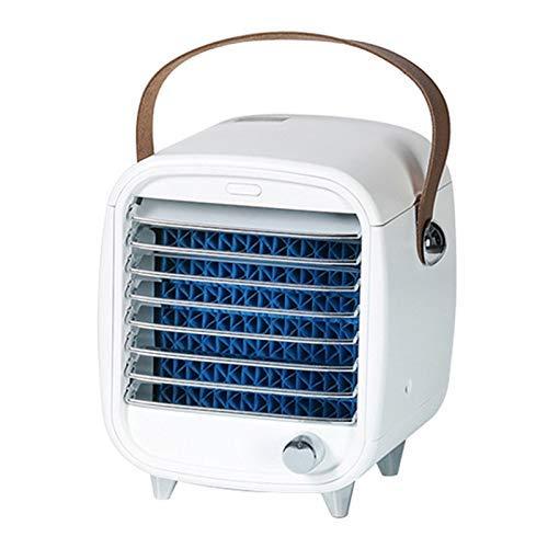Chenbz Portatile condizionatore d'Aria Ventilatore USB Arctic Cooling in Modo Facile Quick Cool Home Office Personal Spazio Air Cooler Fan
