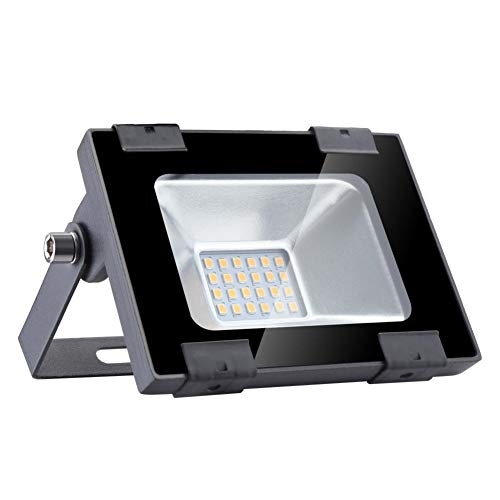 Asvert Luz Ba/ño Aplique Espejo Ba/ño LED Rotaci/ón de 360 grados Gran /área Impermeable IP44 Iluminaci/ón empotrable para el cuarto de ba/ño Blanco Fr/ío