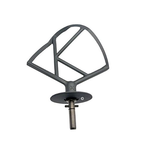 - Handmixer K aus Aluminium mit Sicherungsring für Küchenmaschine Kenwood KM013 Chef