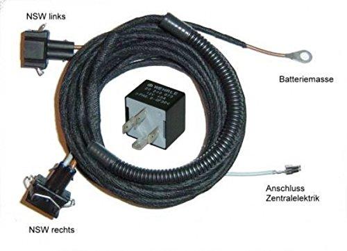 Kabelsatz Nebelscheinwerfer T4 + Relais